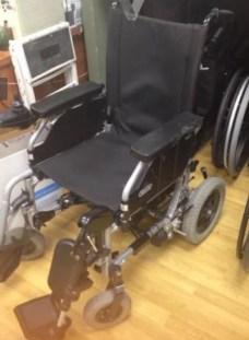 Venta sillas de ruedas eléctricas de segunda mano