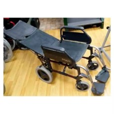 silla de ruedas reclinable de segunda m,ano