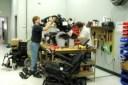 Reparación sillas de ruedas Madrid