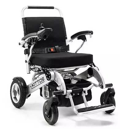 silla de ruedas electricas que es