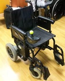 silla de ruedas segunda mano guadalajara