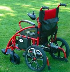 Silla de ruedas eléctrica Powerchair Sport