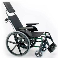 Silla de ruedas Breezy Premium reclinable