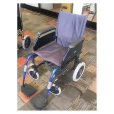 Silla de ruedas plegable segundamano Breezy 312