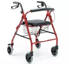 Andadores para personas mayores