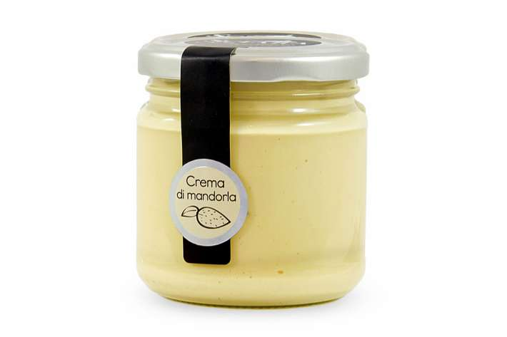 crema di mandorla sciara pistacchio bronte