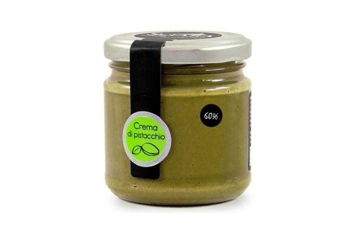Crema 60% pistacchio di Sciara Bronte