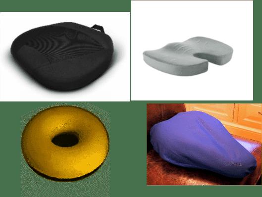 sciatic pain relief cushion