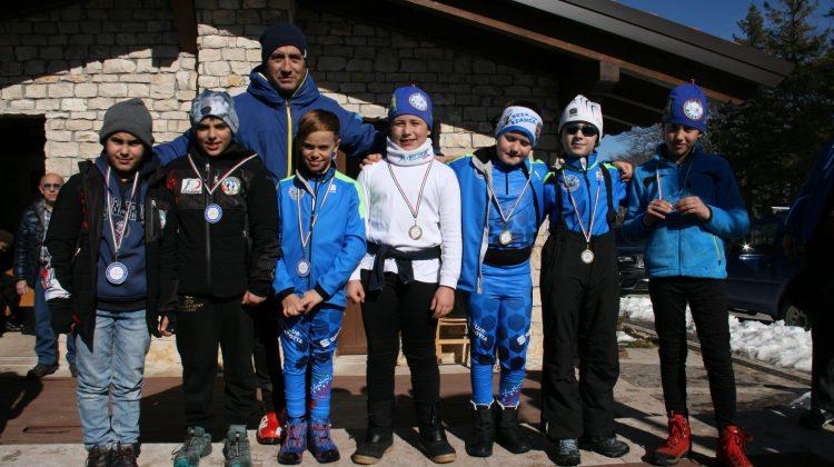 Campionati Regionali Lazio – Prato Gentile 9 Febbraio 2020