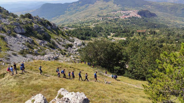 Camminata su Monte Campo –  Venerdì 13 Agosto 2021