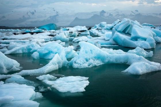 Melting Ice Climate change