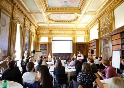 AHRC ECR Workshop 'The Lived Environment', 19th- 21st May 2015