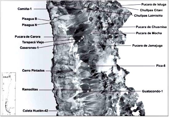 Resultado de imagen para Tarapacá