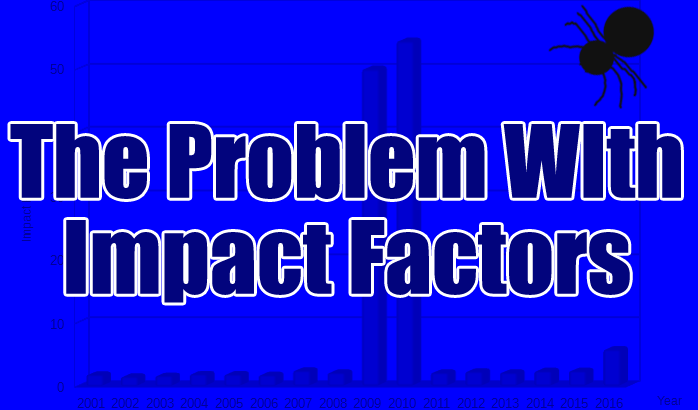 The problem with impact factors
