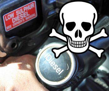 Bild 1. Tausende, zehntausende, hunderttausende Tote durch Dieselabgase – aufgrund zweifelhafter Studien liefern sich die Medien ein regelrechtes Wettrennen um die grausigsten Horrorzahlen