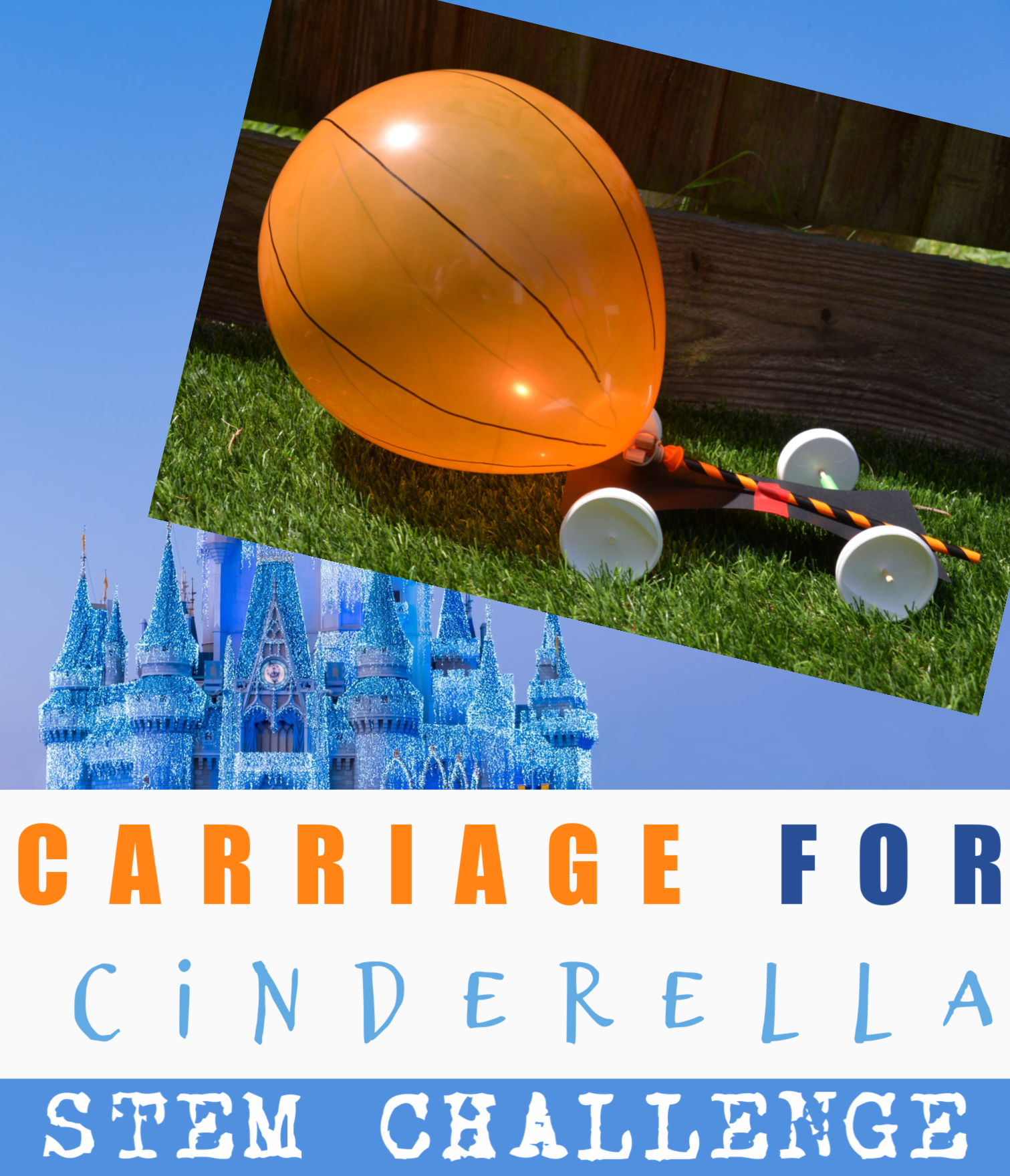 Carriage For Cinderella