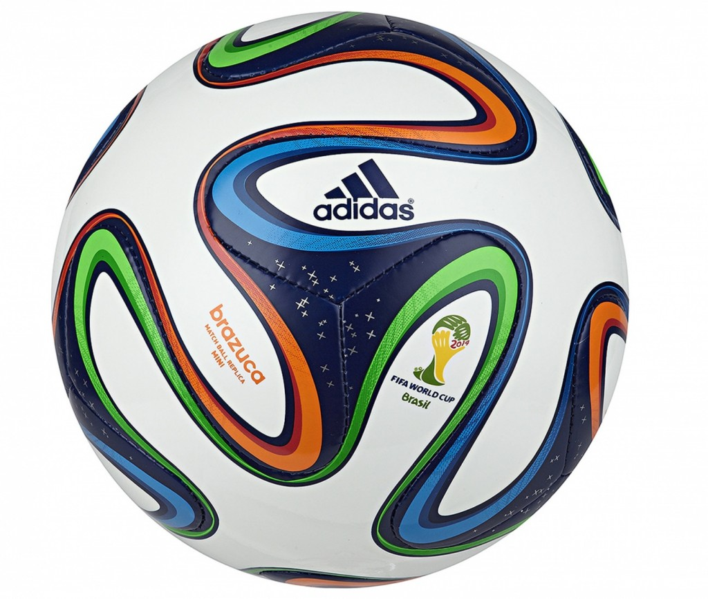 The Cubic Ball Of The Fifa World Cup