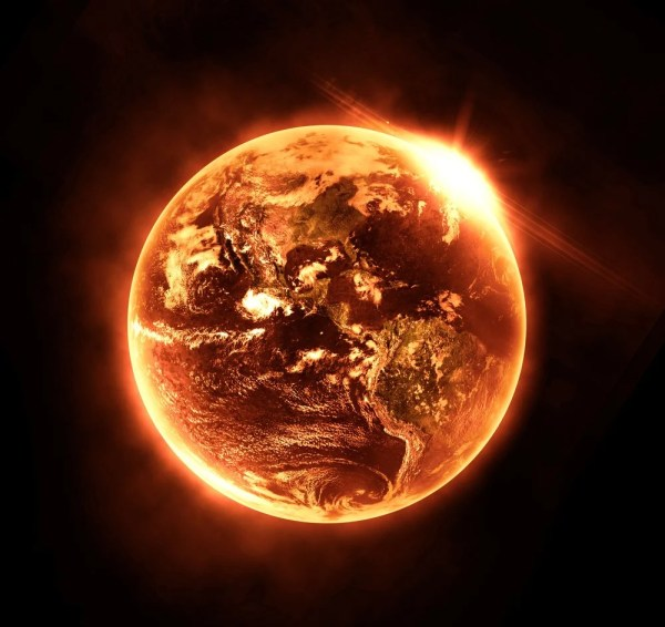 Quark Gluon Plasma to Boomerang Nebula The hottest and
