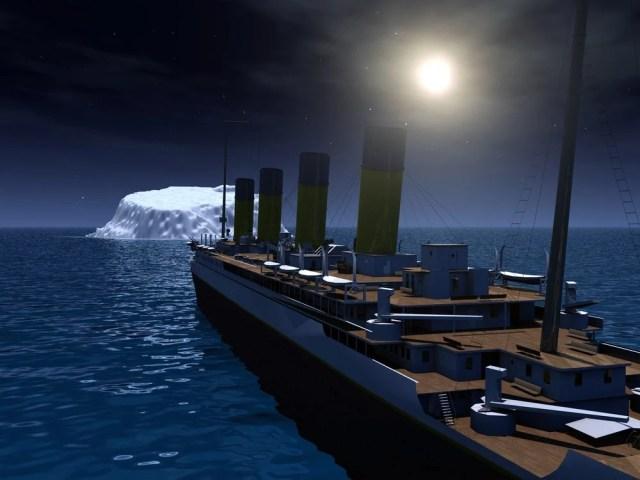 O RMS Titanic teria sobrevivido se tivesse colidido de frente com o iceberg?