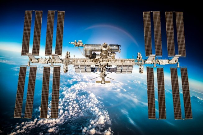 Estação Espacial Internacional iss