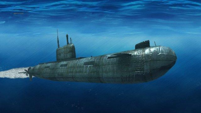 Como as pessoas recebem oxigênio e água potável dentro de um submarino?