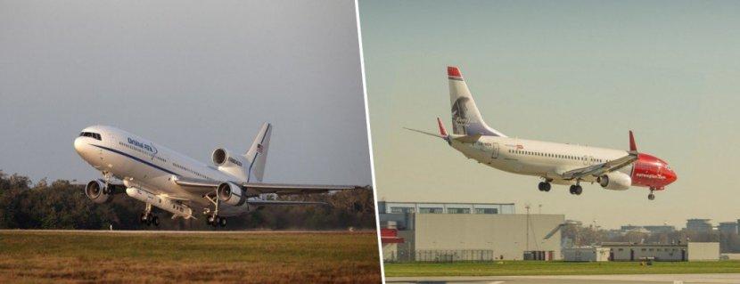 Aviões de decolagem e aterragem