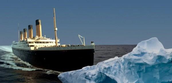 Por que os passageiros do Titanic não escalaram a bordo do iceberg para se salvar do navio naufragado?