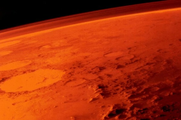 Why is mars called the red planet?