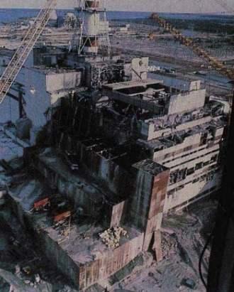 Reator de Chernobyl
