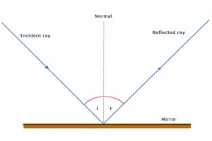 What is the Law of Reflection: Definition and A Simple