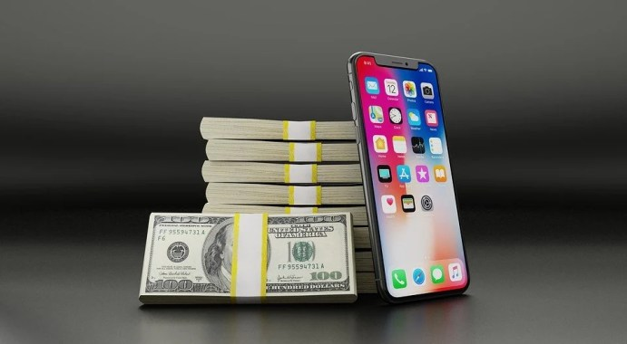 Smartphone X Apple Mobile Iphone X Iphone