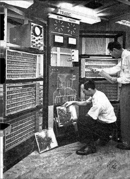 Computador TRADIC