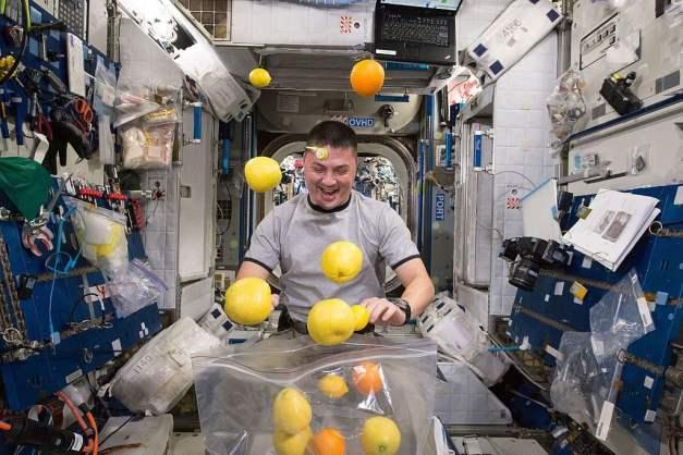 Astronauta Kjell Lindgren