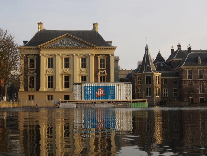 the city apps which cost 53000 were built in amsterdam