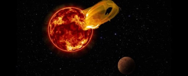 The Closest Star to Our Solar System Has Suffered an ...