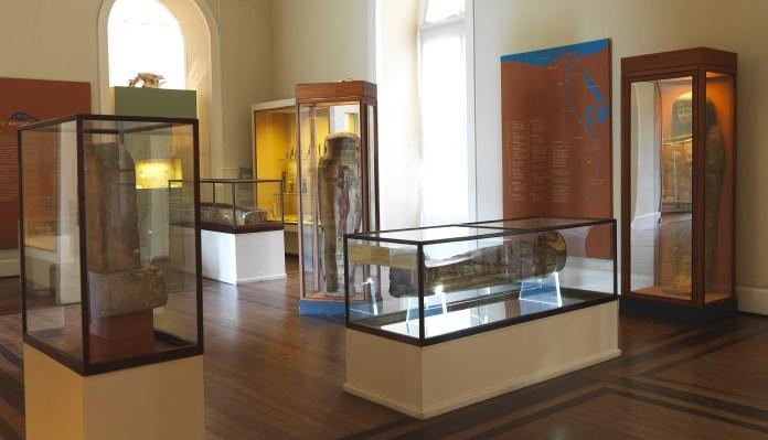 Egito Antigo museu nacional website
