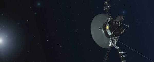 NASA Has Announced That Voyager 2 Is Detecting a Telltale ...