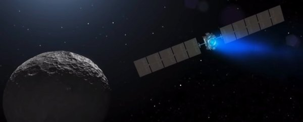 Another NASA Spacecraft Just Ran Out of Fuel And Will Be Forever Silent