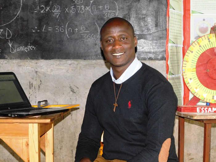 016 Peter Tabichi Varkey Global Teacher Prize 2