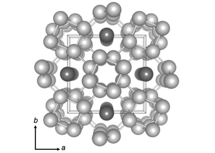 potassium under pressure