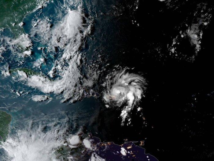 hurricane dorian image 2