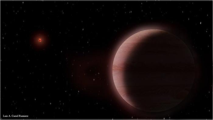 010 exoplanet 1