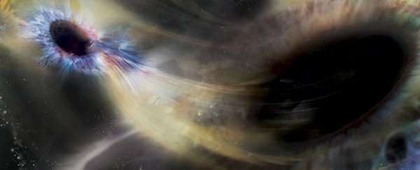 CONFIRMED: A Huge Gravitational Wave Announcement Is About ...