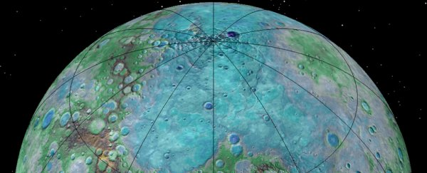 We just found a second tectonically active planet in our Solar System