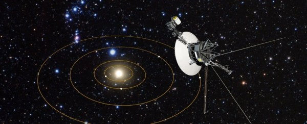 NASA Just Communicated With Our Only Spacecraft Outside
