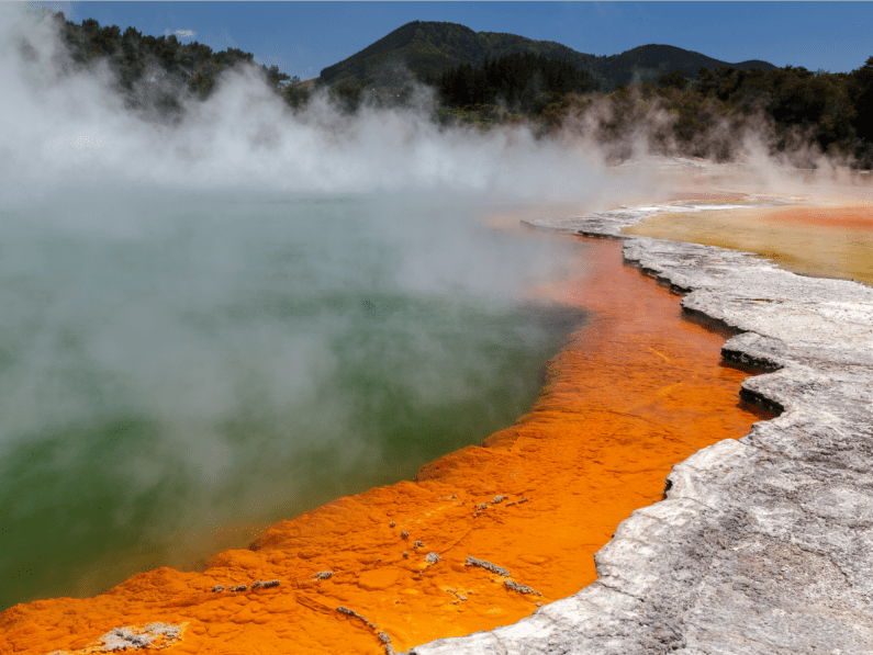 the-wai-o-tapu-thermal-wonderland-in-new-zealand-has-been-sculpted-from-thousands-of-years-of-volcanic-activity-considered-new-zealands-most-colorful-and-diverse-geothermal-attraction-the-sight-features-bubbling-mud-pools-mineral-terraces-a
