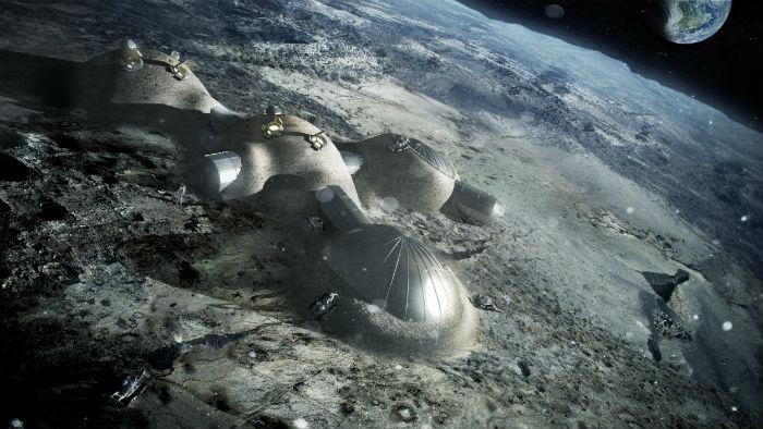 Agência Espacial Européia Anuncia Planos para Construir uma Comunidade na Lua até 2030