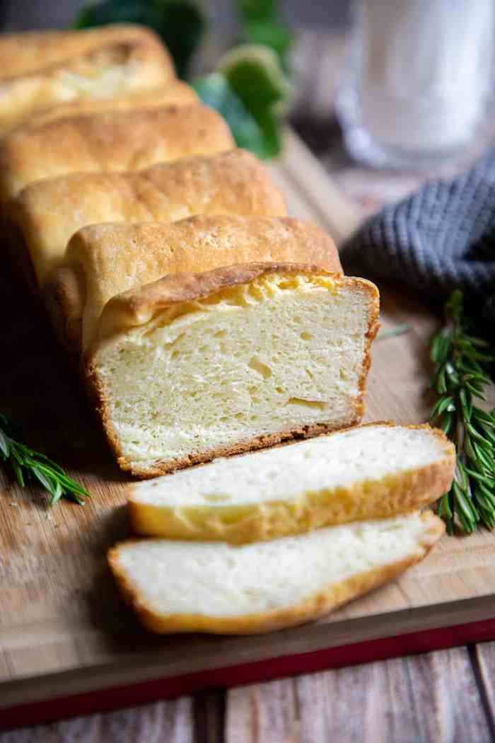 moist and tender Japanese milk bread