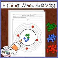 Free Chemistry Build an Atom Activity