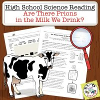 Prions in Milk Reading
